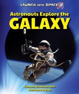 astronauts explore