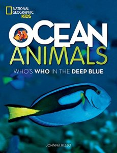Ocean animals 5-17